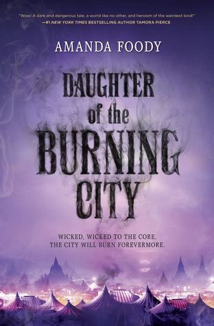 Daughter of the Burning City – AKA My Excitement